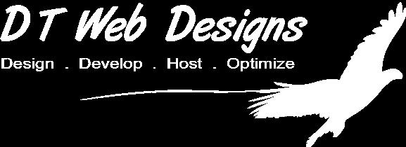 DT Web Designs Logo