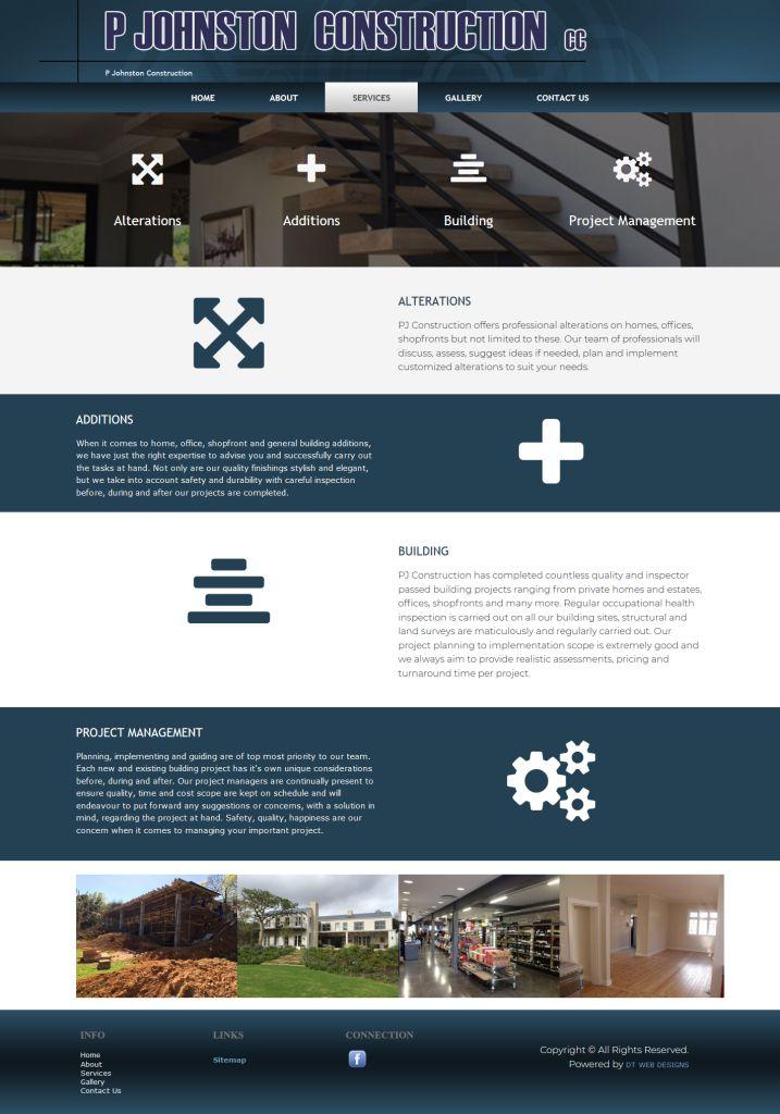 Home - DT Web Designs
